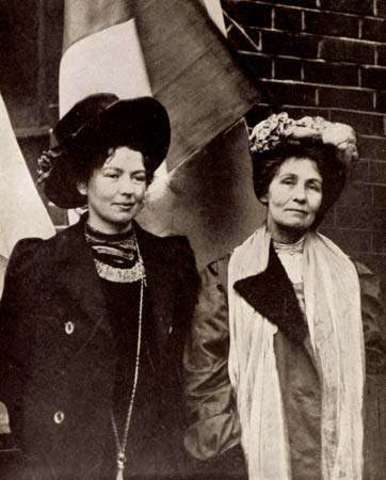 The Women's Social and Political Union