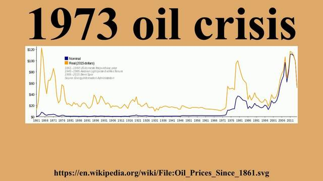 The OPEC Oil Prices Shock