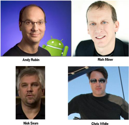 Fundación de Android