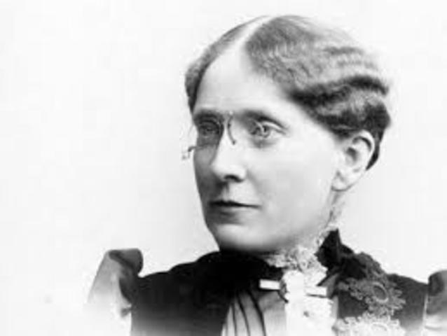 Frances Willard (suffragette)