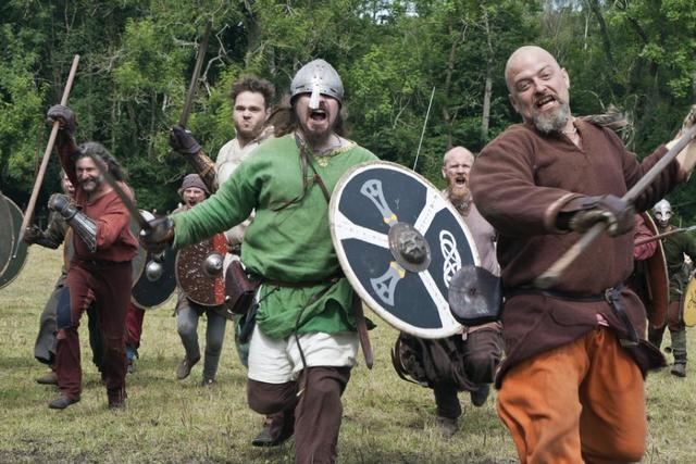 Vikingetiden starter