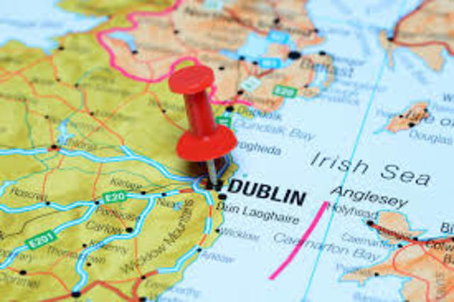 Grundlæggelse af Dublin