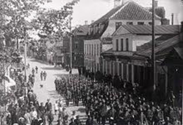 Eesti Okupeerimine Venelaste Poolt