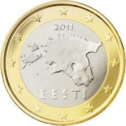 Eurod tulevad Eestise kasutusele