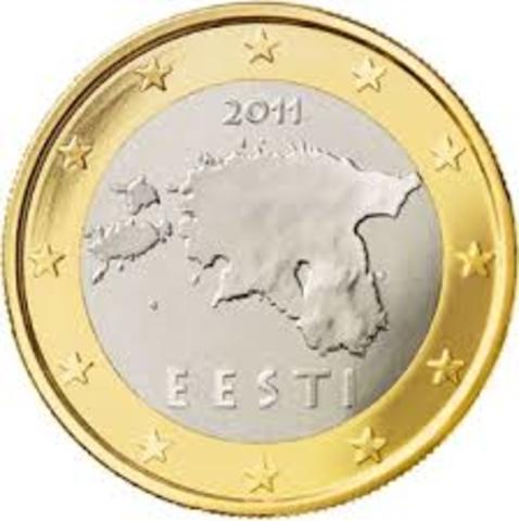 Kasutusele tuli euro