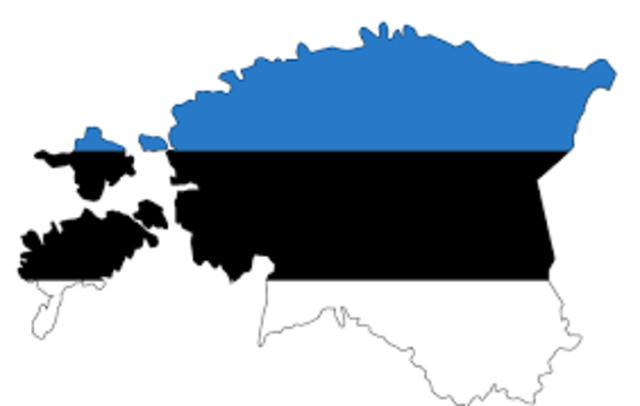 Eesti kuulutati välja