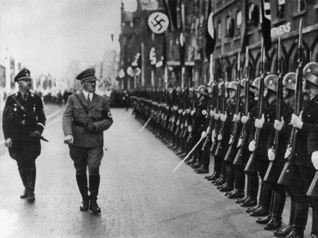 The Nazi Party (National Socialist-German Workers' Party)