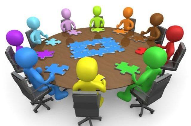 Συνάντηση των καθηγητών του Προγράμματος με τη Συντονίστρια