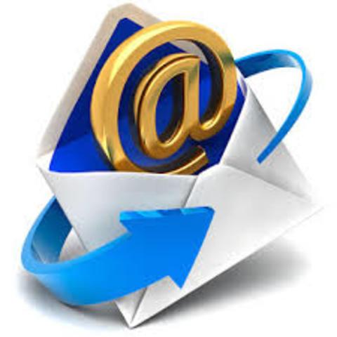 Idealização Do E-mail