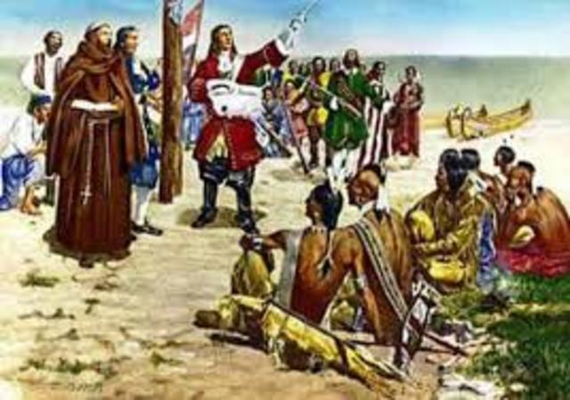 French and British Colonization