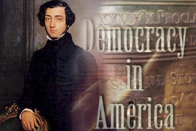 Alexis de Tocqueville: Democracy in America