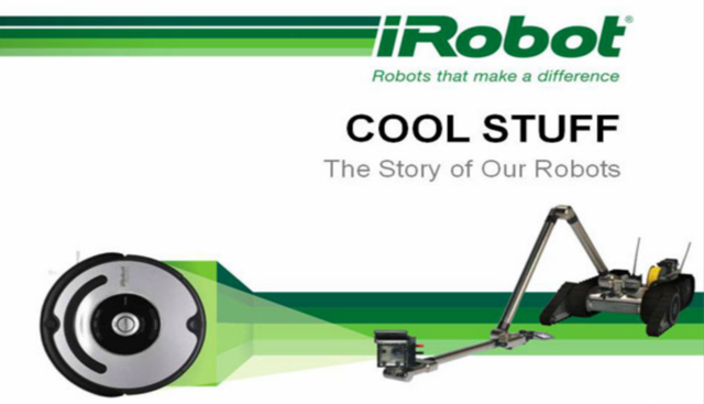 ROBOTS DOMESTICOS MILITARES