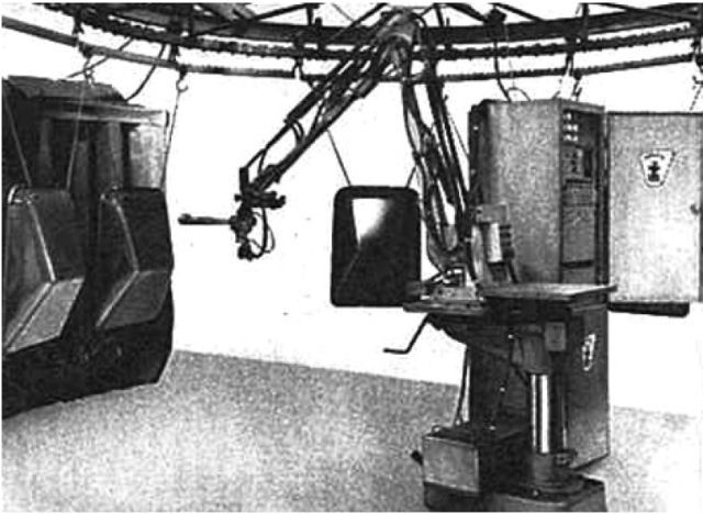 PRIMER ROBOT COMERCIAL PARA PINTAR