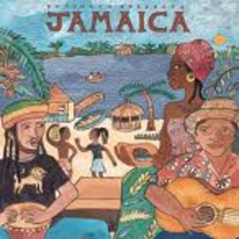Bob Marley was born