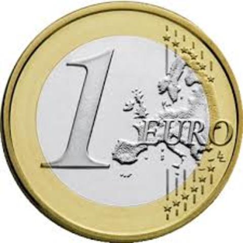 Eesti käiberaha on eurod!