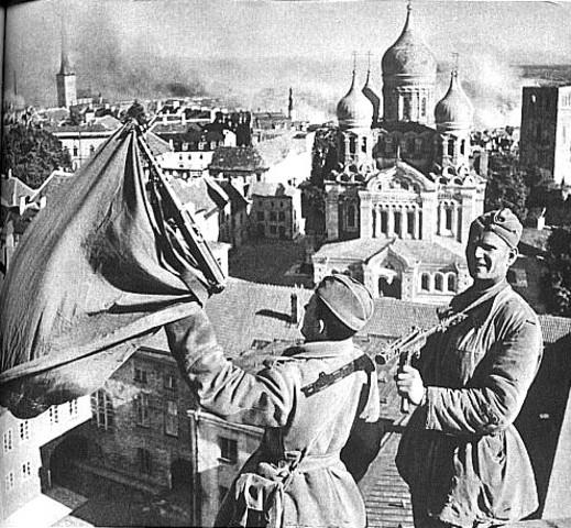 Eesti okupeerimine Venemaa poolt