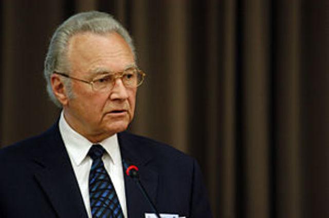 President Arnold Rüütel