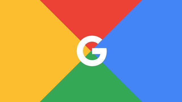 A marca do google desde sempre.