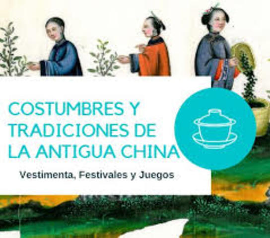 Estilo de vida en la cultura china
