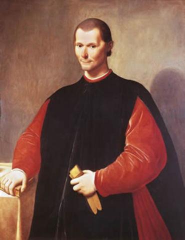 Niccolò Machiavelli and his literately work