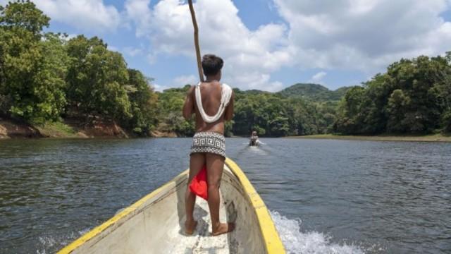Cultura de los indigenas en Colombia