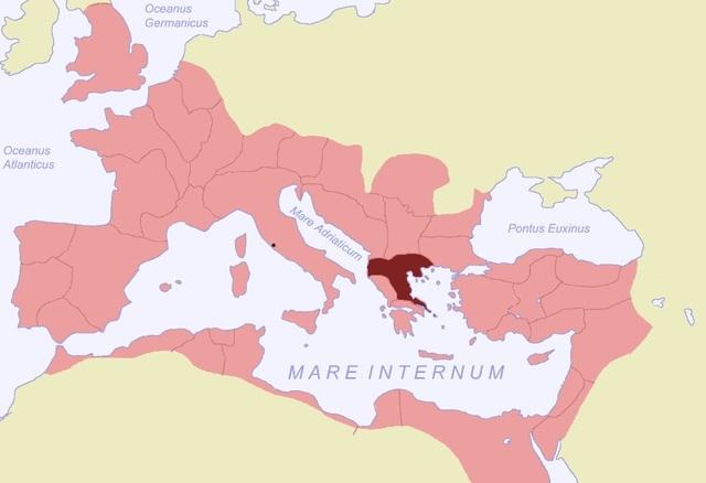 148 π.Χ. Πρωτεύουσα επαρχίας