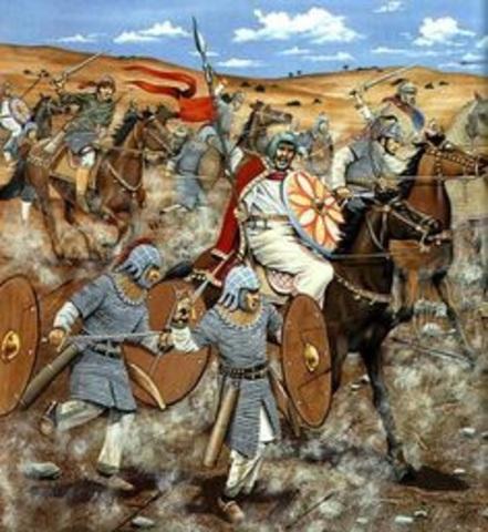 597 Πολιορκία Σλάβων