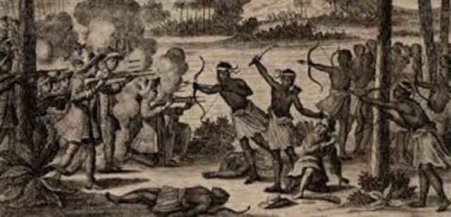 Spice trade in dutch