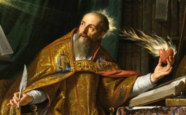 """Publicación de """"Confesiones"""" y de """"De Trinitate"""""""