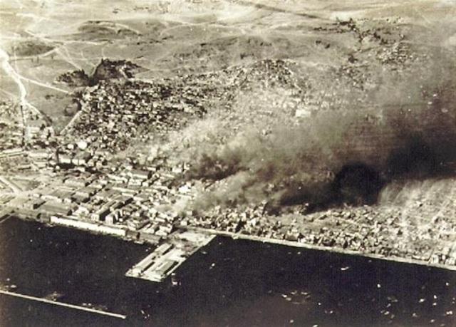1917 Η Μεγάλη Πυρκαγιά