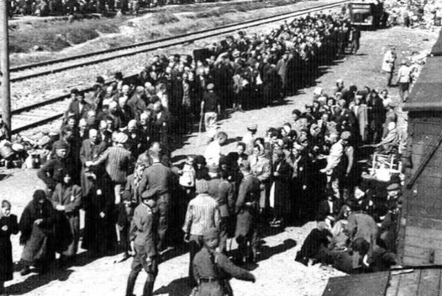 1943 Ταξίδι στο Θάνατο
