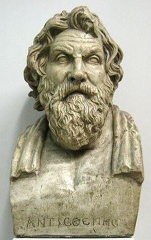 Antístenes(-445 al -323)
