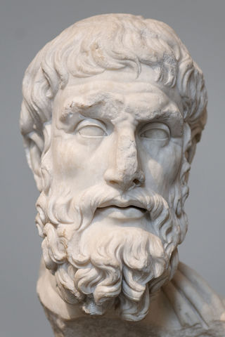 Epicuro de Samos(-341 al -270)