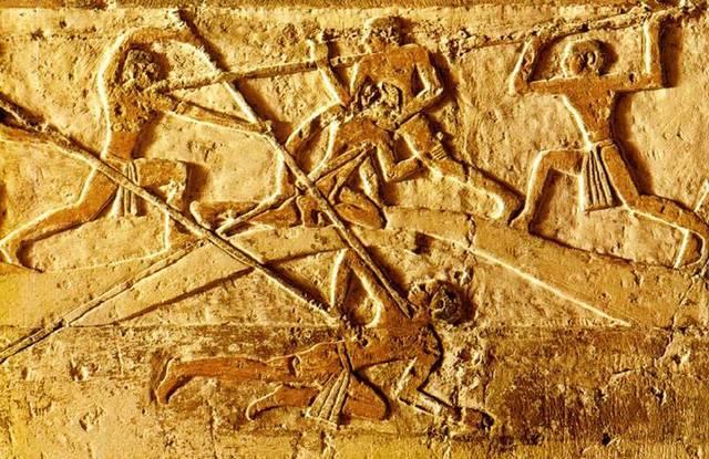 Colapso del Antiguo Reino Egipcio