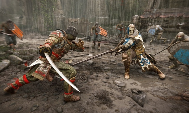 17.4: Europe/Japan: Knights and Samurai
