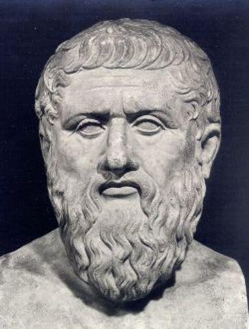427-347 a.C:
