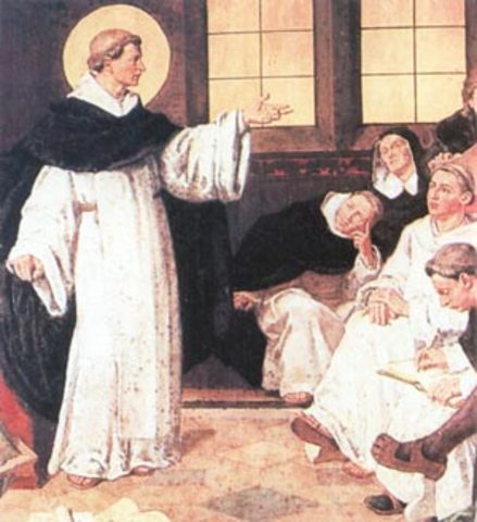 Alberto es nombrado Obispo de Ratisbona