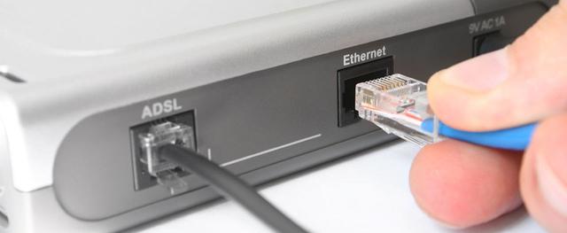 Conexõe ADSL