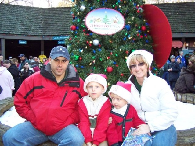 Christmas at Busch Gardens