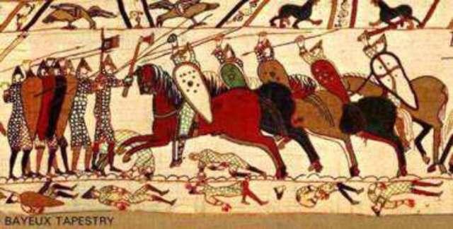 Conquista normanda de Inglaterra