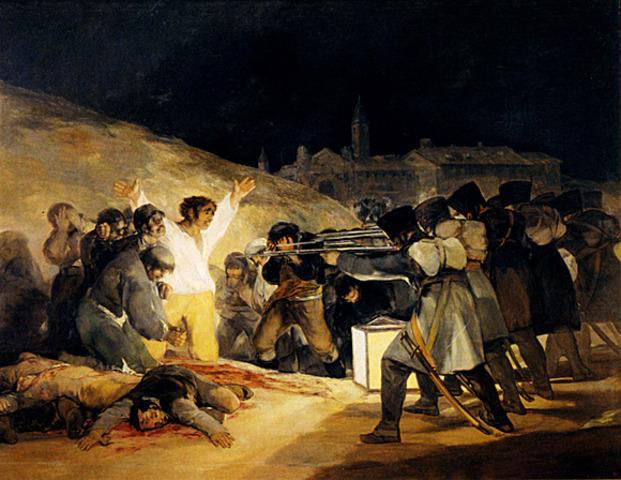 Francisco de Goya's The Third of May