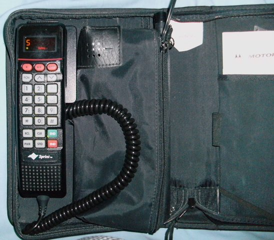 Motorola 2900 Bag Phone