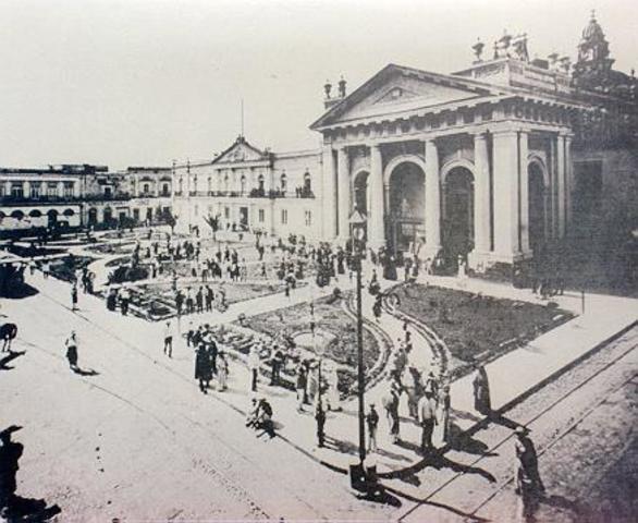PERIODO 1821-1861