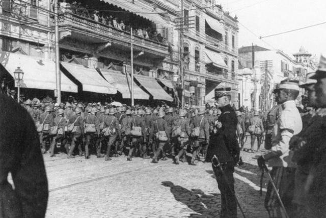 1915 Η Ανταντ στη Θεσσαλονίκη