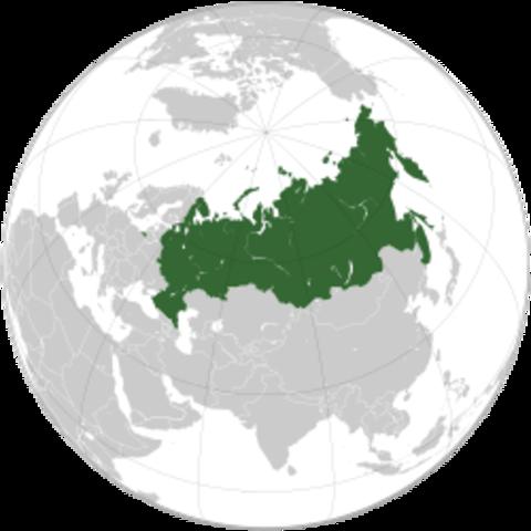 Las conquistas de Rusia