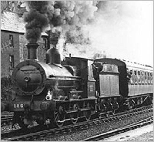 La llegada de los ferrocarriles