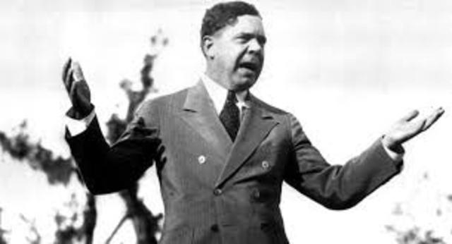 The Assassination of Huey Long