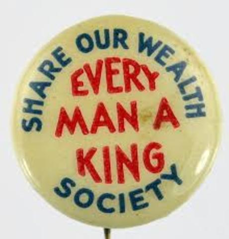 Share Our Wealth Plan