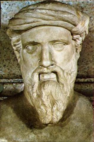 Pitágoras (Edad Ant, 569-475 A.C)