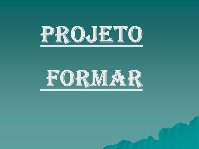 Projeto FORMAR